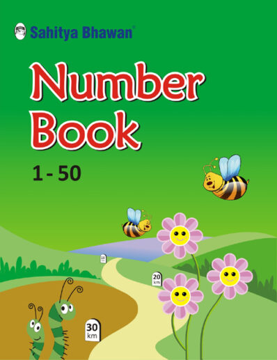 Number Books 1- 50-0