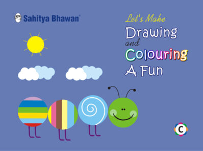 Lets Make Drawing and Colouring a Fun C-0