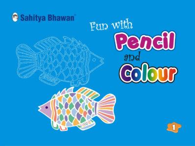 Fun with Pencil & Colour 1-0