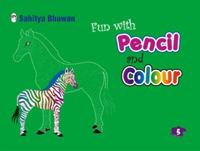 Fun with Pencil & Colour 5-0